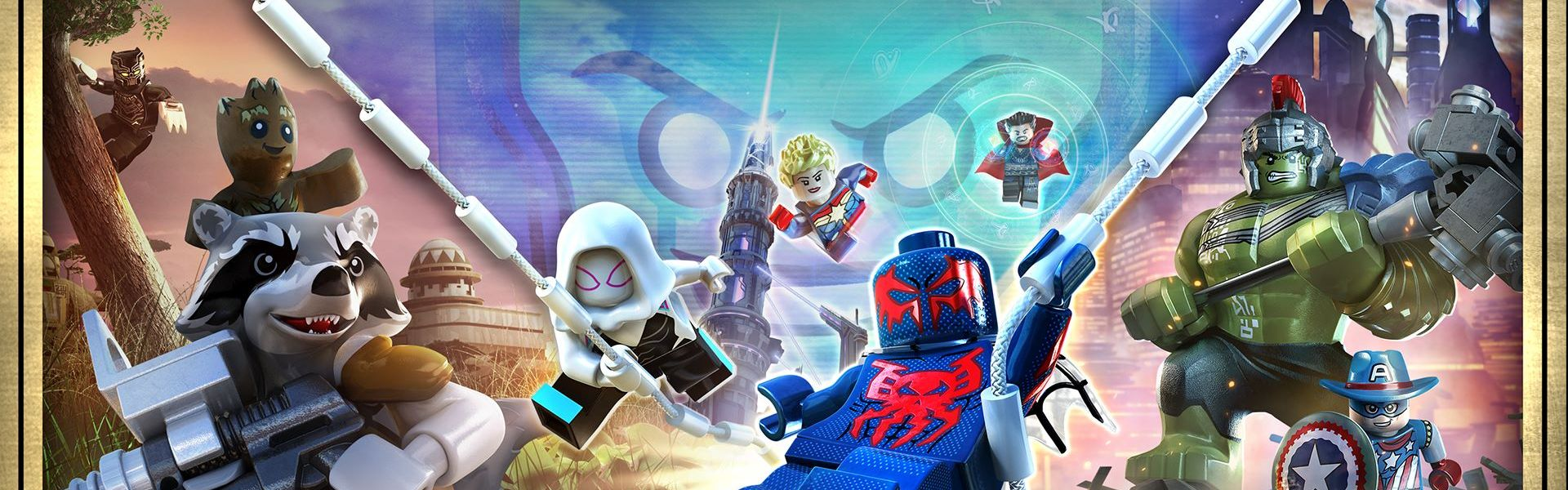 LEGO: Marvel Super Heroes 2 (Deluxe Edition) Steam Key GLOBAL