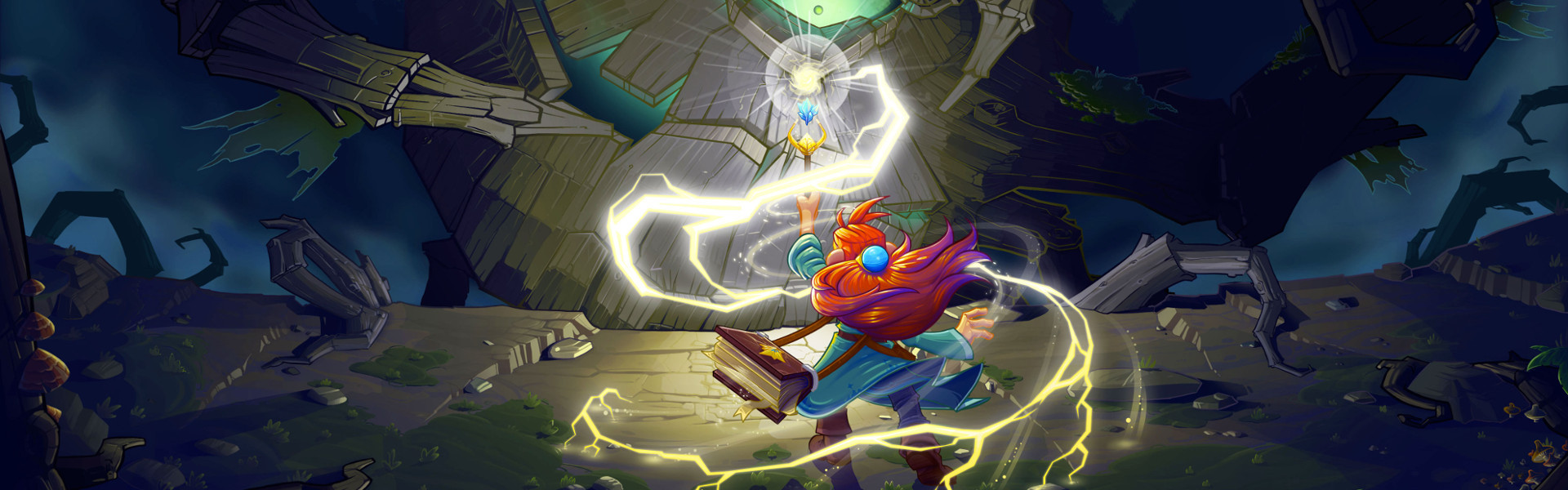 Mages of Mystralia Steam Key GLOBAL