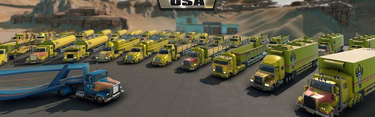 TransRoad: USA Steam Key EUROPE
