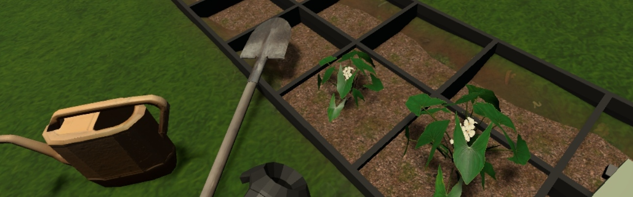 Potioneer: The VR Gardening Simulator Steam Key GLOBAL