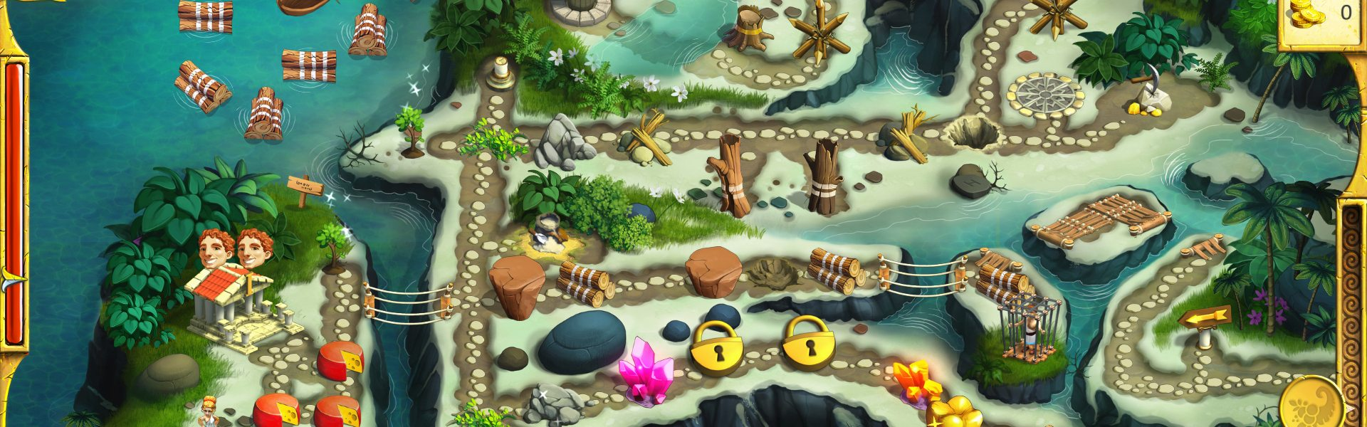 12 Labours of Hercules IV: Mother Nature Steam Key EUROPE