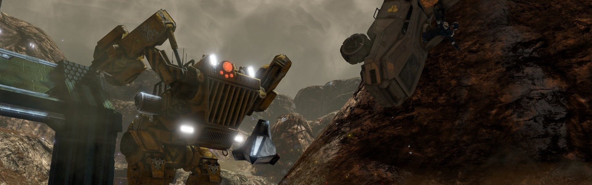 Red Faction: Guerrilla Re-Mars-tered Steam Key GLOBAL