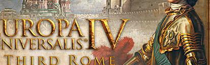 Europa Universalis IV - Third Rome (DLC) Steam Key RU/CIS