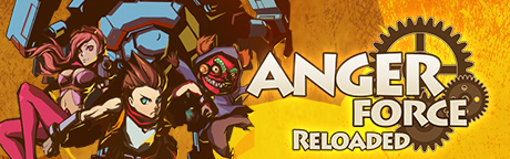 AngerForce: Reloaded Steam Key GLOBAL