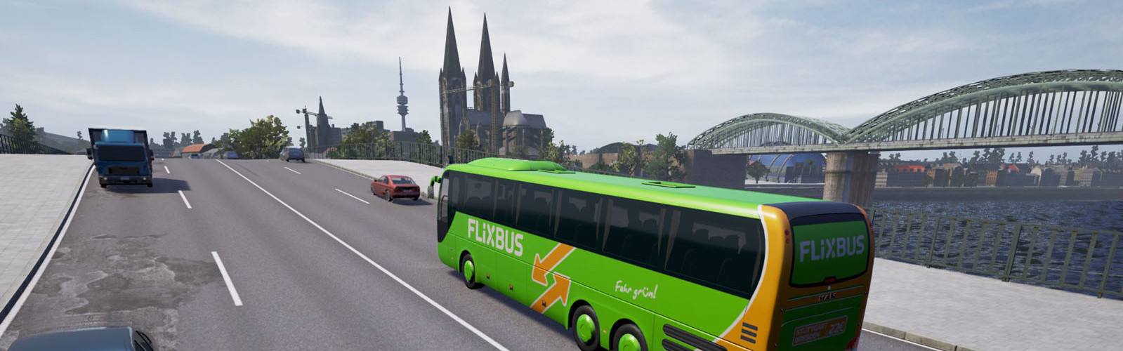 Fernbus Coach Simulator Steam Key GLOBAL