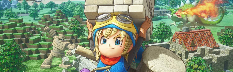 Dragon Quest Builders (Nintendo Switch) eShop Key EUROPE