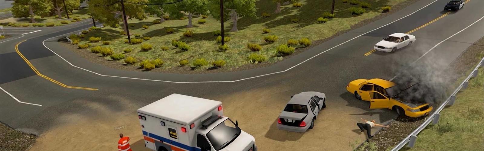 Flashing Lights - Police, Fire, EMS Steam Key GLOBAL