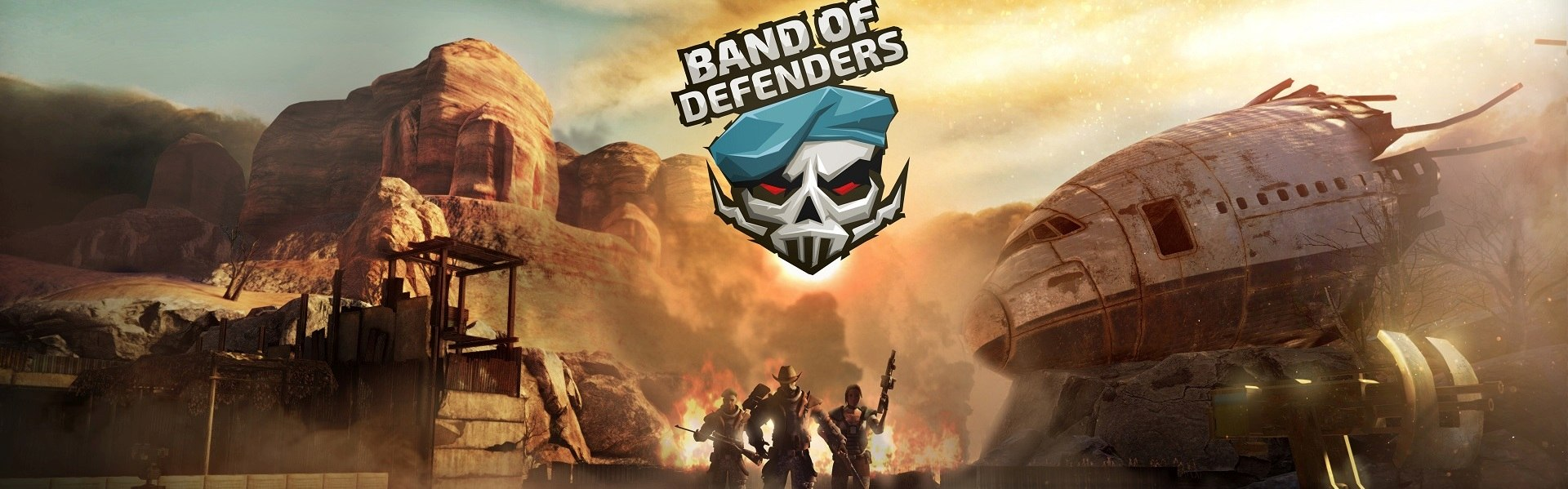 Band of Defenders Steam Key GLOBAL