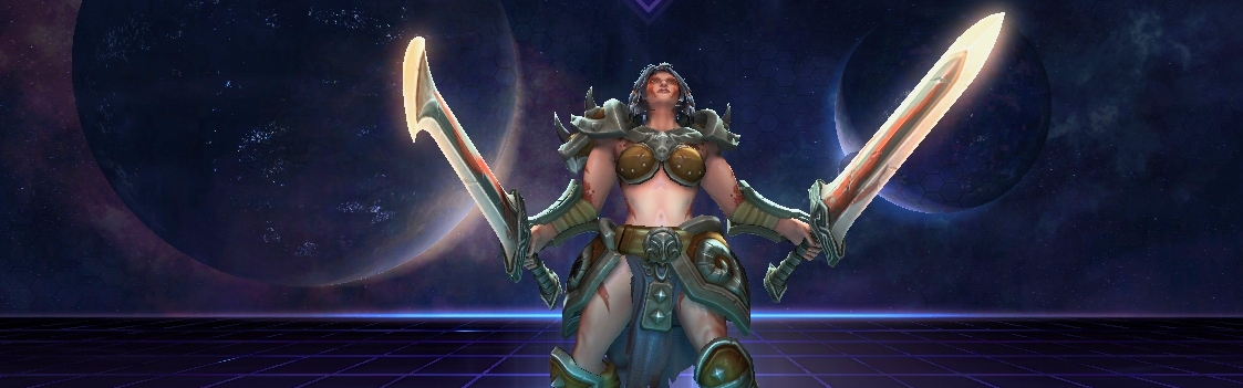 Heroes of the Storm - Sonya (DLC) Battle.net Key GLOBAL