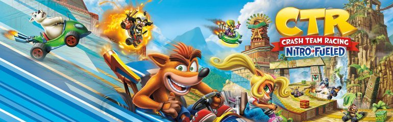 Crash Team Racing Nitro-Fueled (Xbox One) Xbox Live Key UNITED STATES