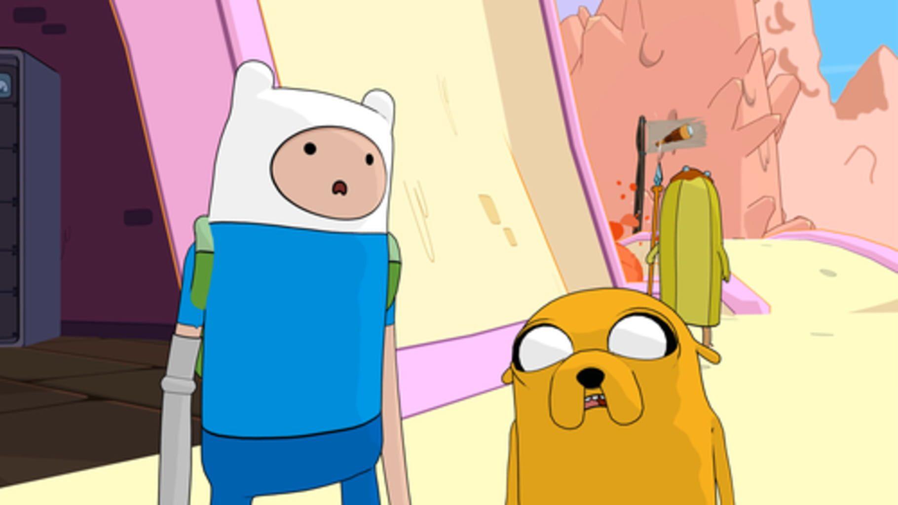 Adventure Time: Pirates Of The Enchiridion XBOX LIVE Key EUROPE