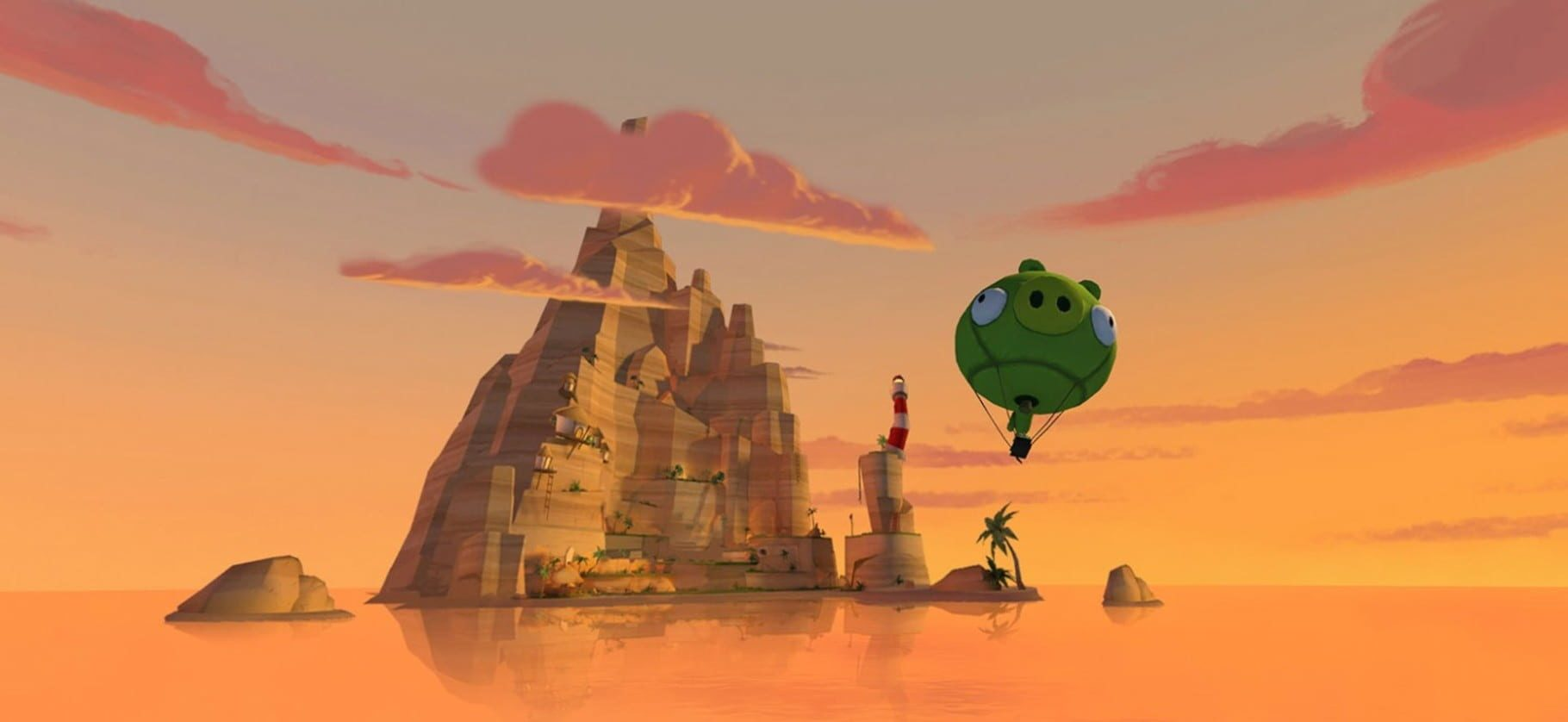Angry Birds VR: Isle of Pigs [VR] Steam Key GLOBAL