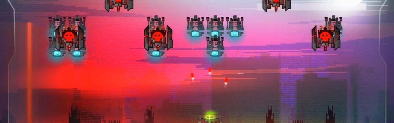 Steel Invaders Steam Key GLOBAL