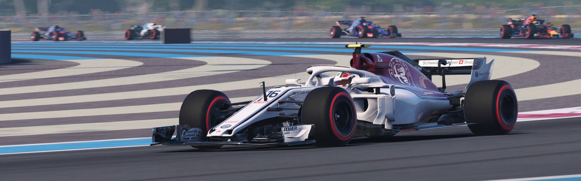 F1 2018 - Headline Content Pack (DLC) Steam Key EUROPE