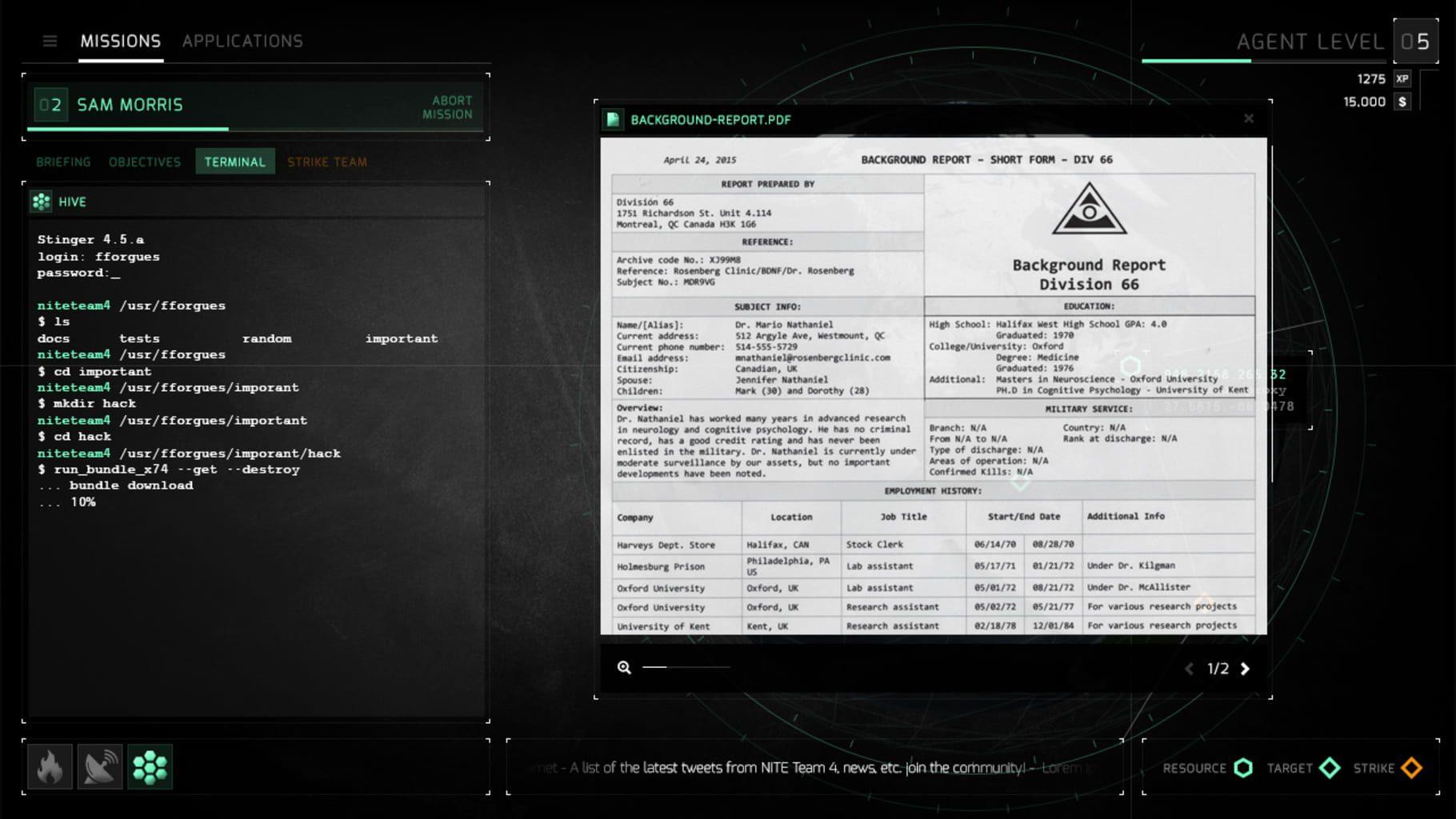 NITE Team 4 Steam Key GLOBAL