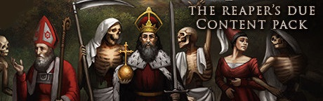 Crusader Kings II - The Reaper's Due Content Pack (DLC) Steam Key GLOBAL