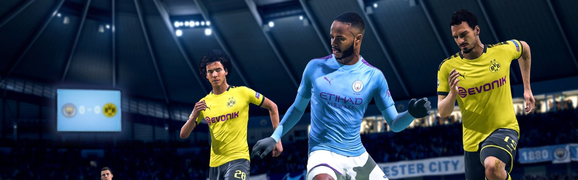 FIFA 20 (PS4) PSN Key EUROPE