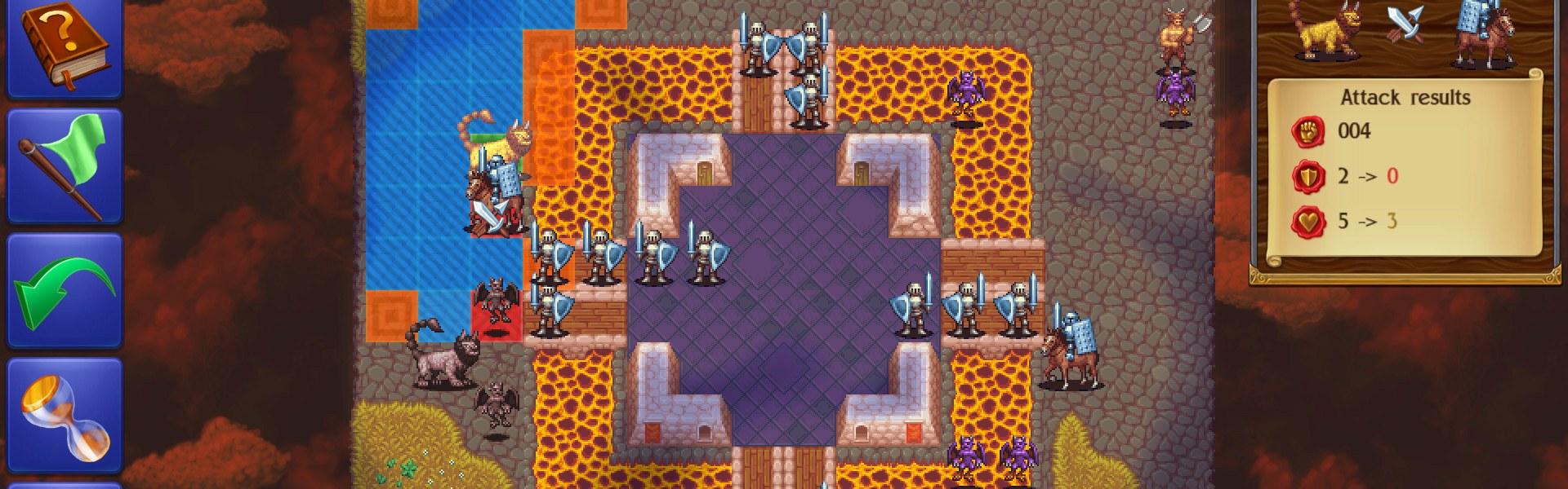 Monstro: Battle Tactics Steam Key GLOBAL