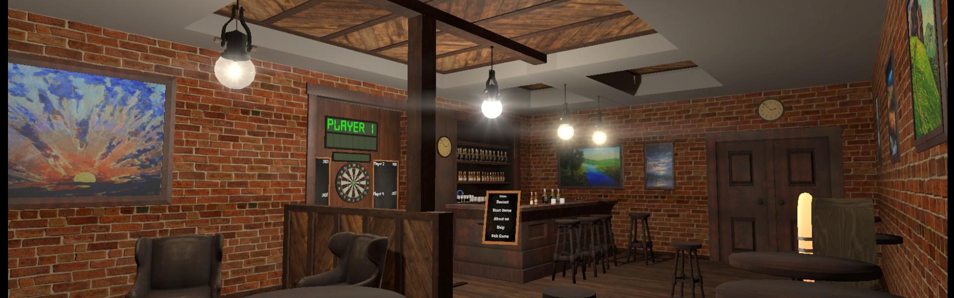 VR Darts Zone Steam Key GLOBAL
