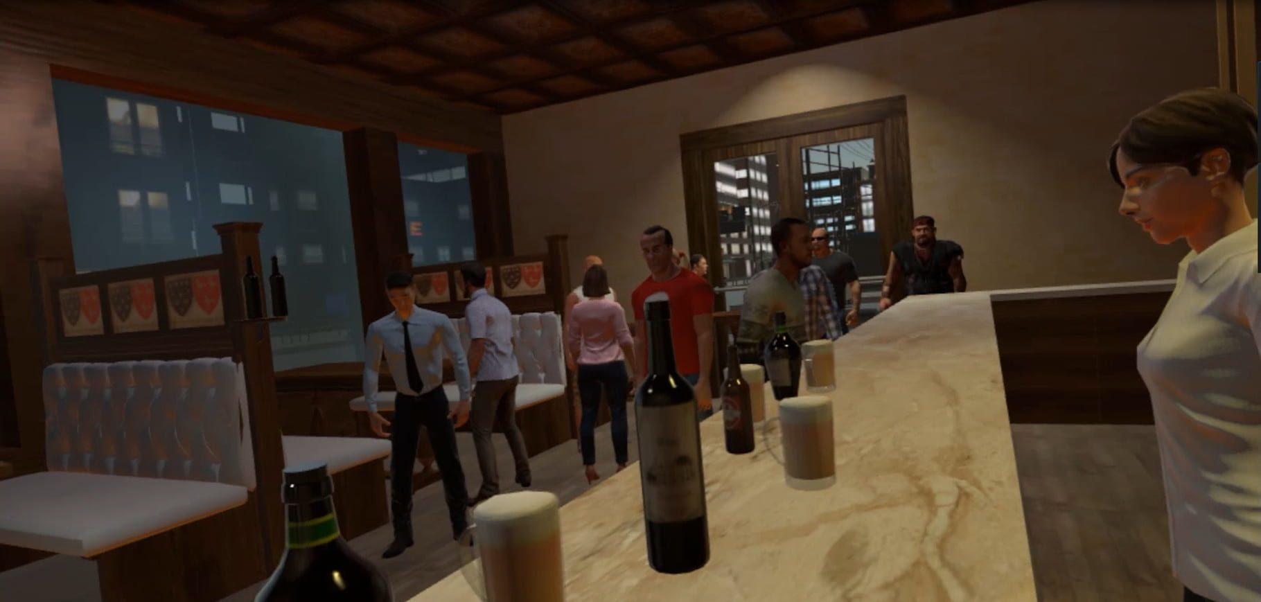 Drunkn Bar Fight [VR] Steam Key GLOBAL