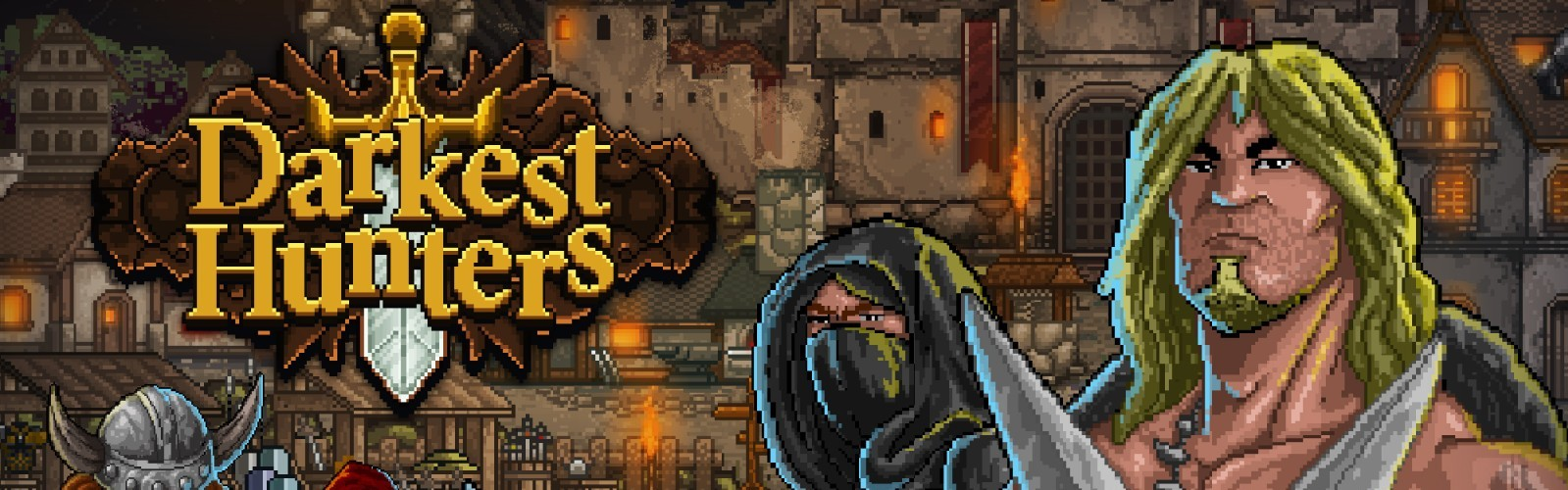 Darkest Hunters Steam Key GLOBAL
