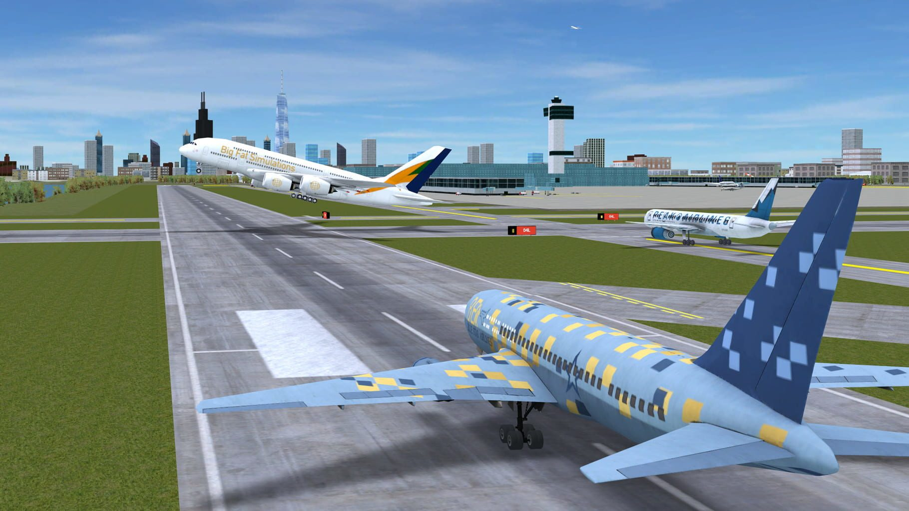Airport Madness 3D: Volume 2 Steam Key GLOBAL