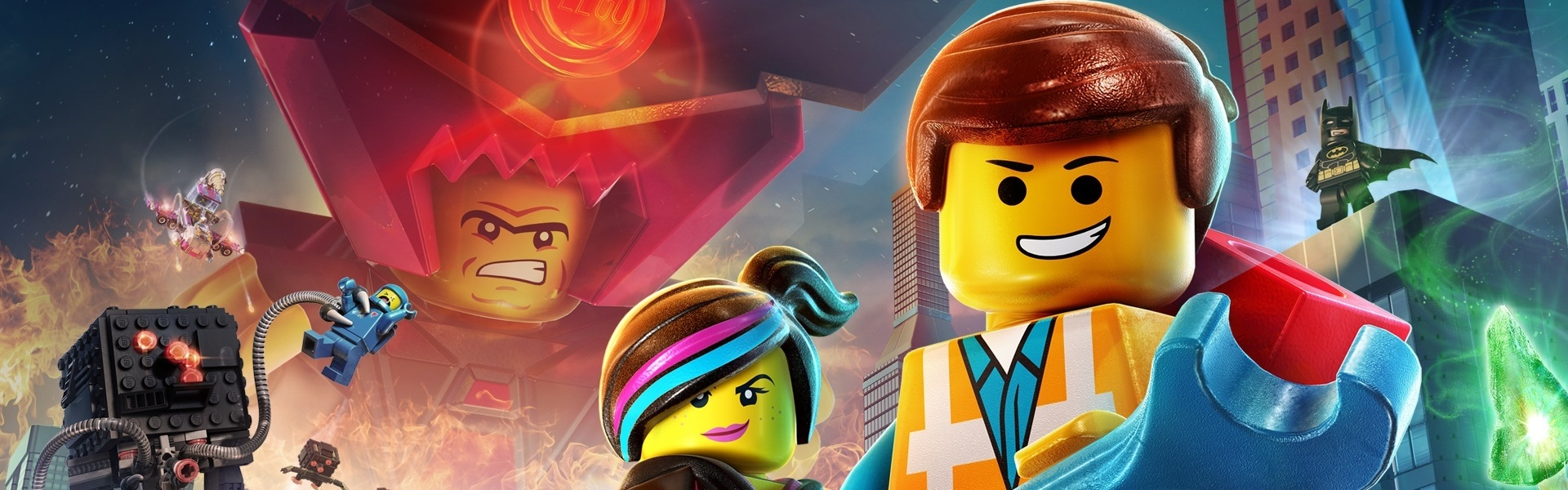 The LEGO Movie - Videogame Steam Key EUROPE