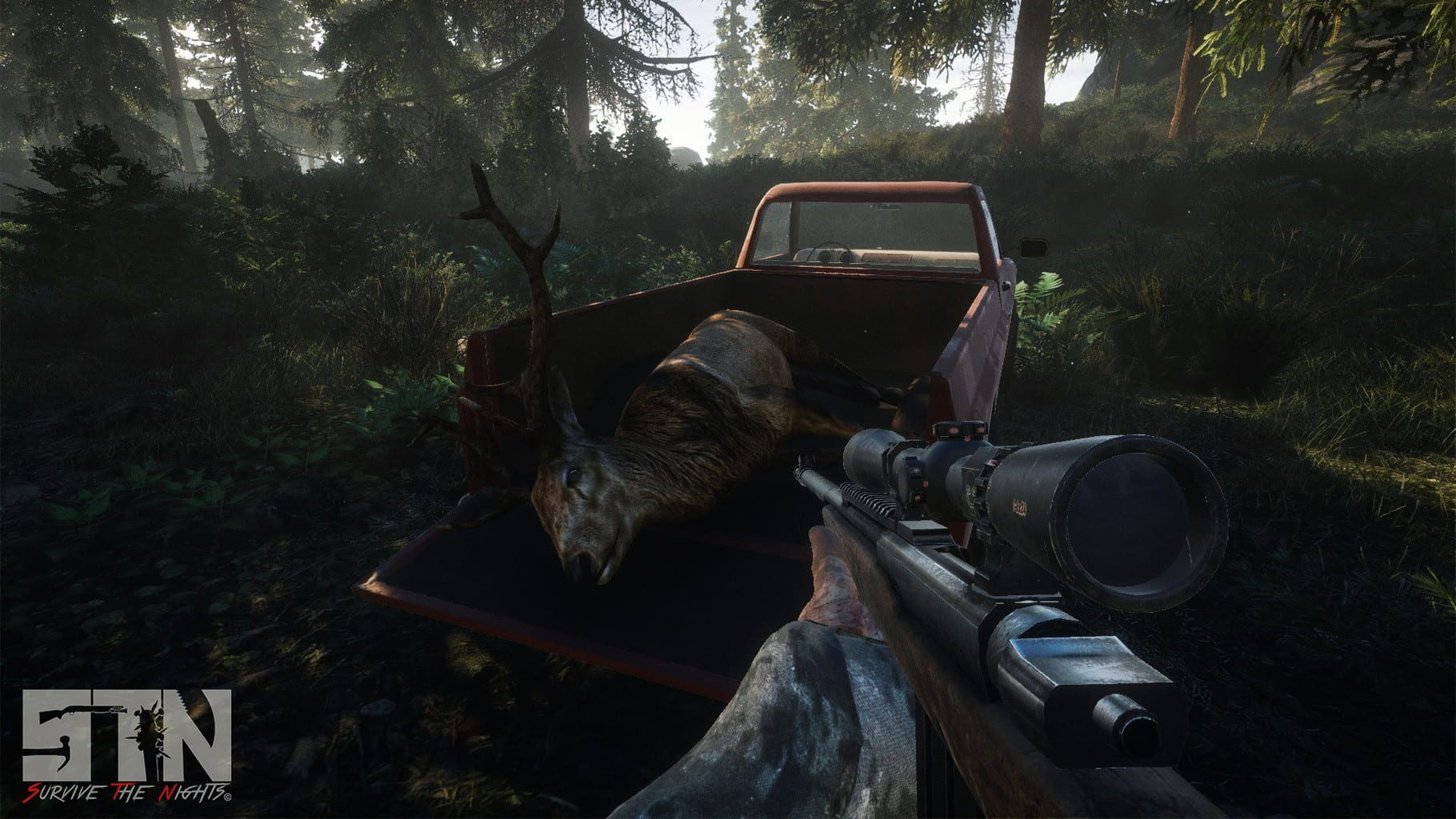 Survive the Nights Steam Key GLOBAL