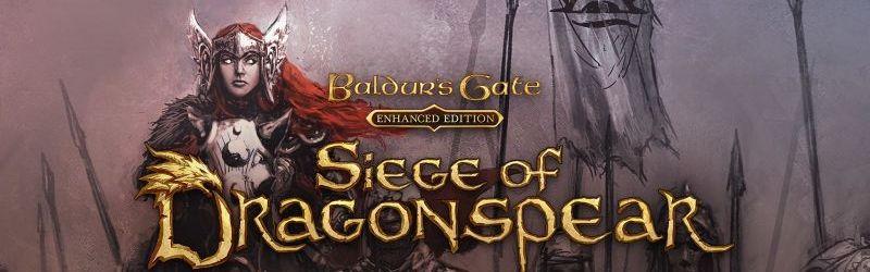 Baldur's Gate: Siege of Dragonspear (DLC) Steam Key GLOBAL