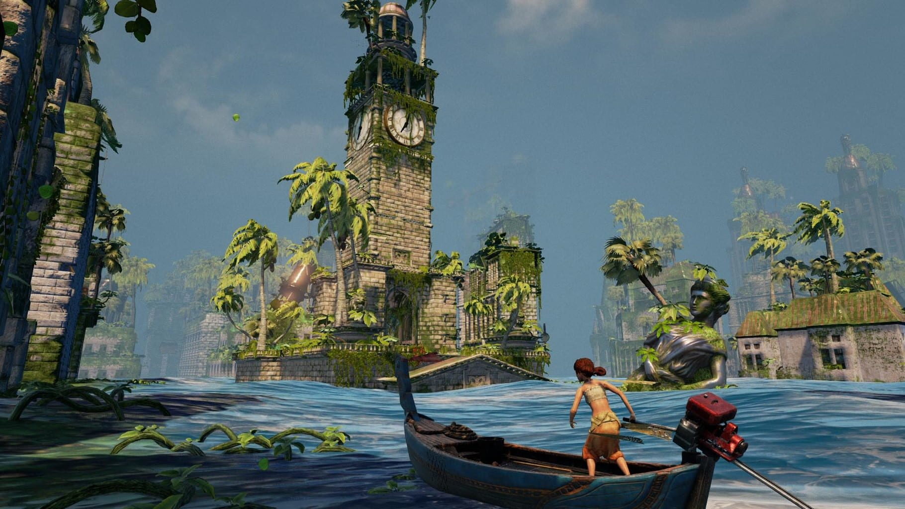 Submerged Steam Key GLOBAL