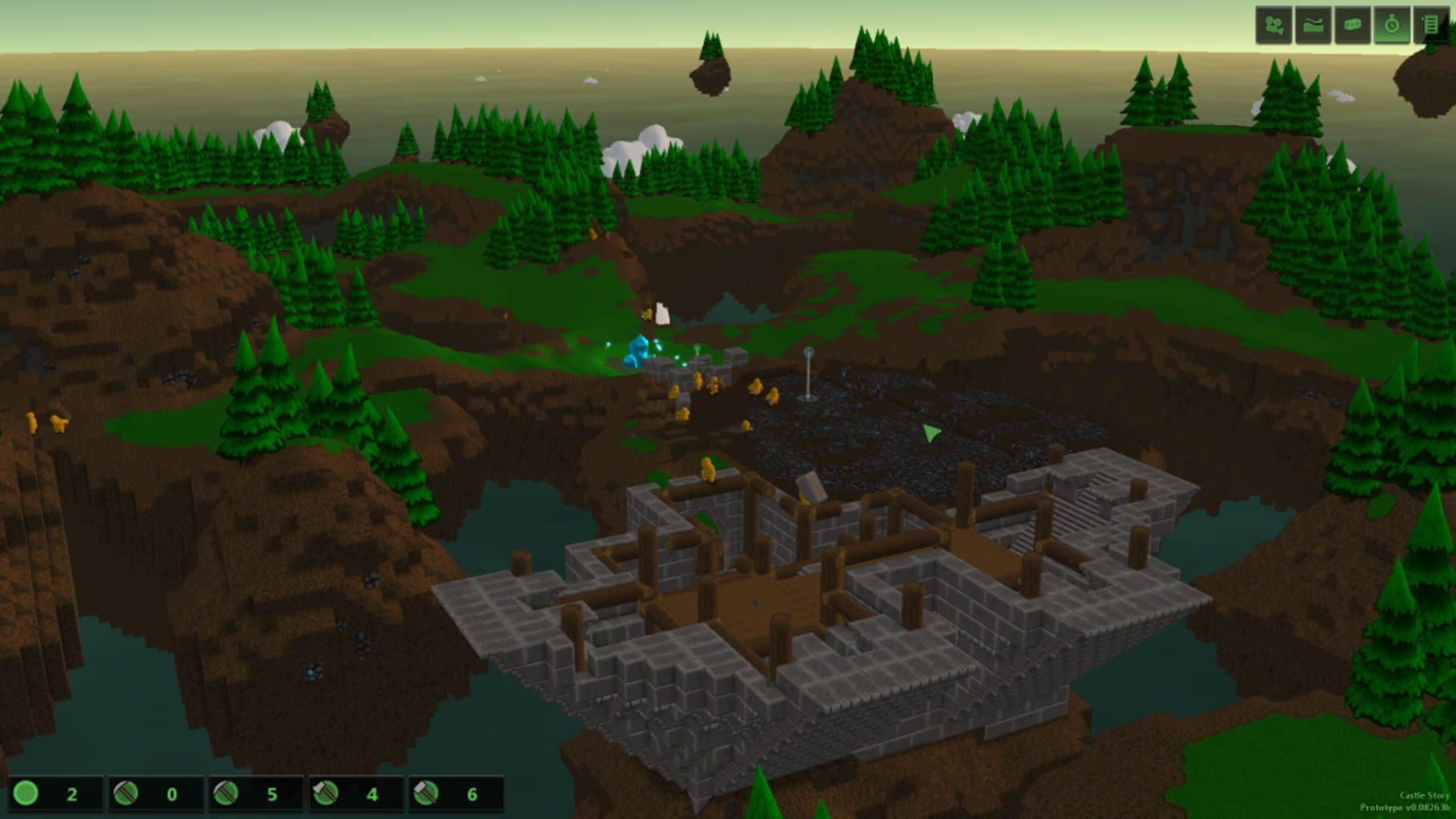 Castle Story Steam Key GLOBAL