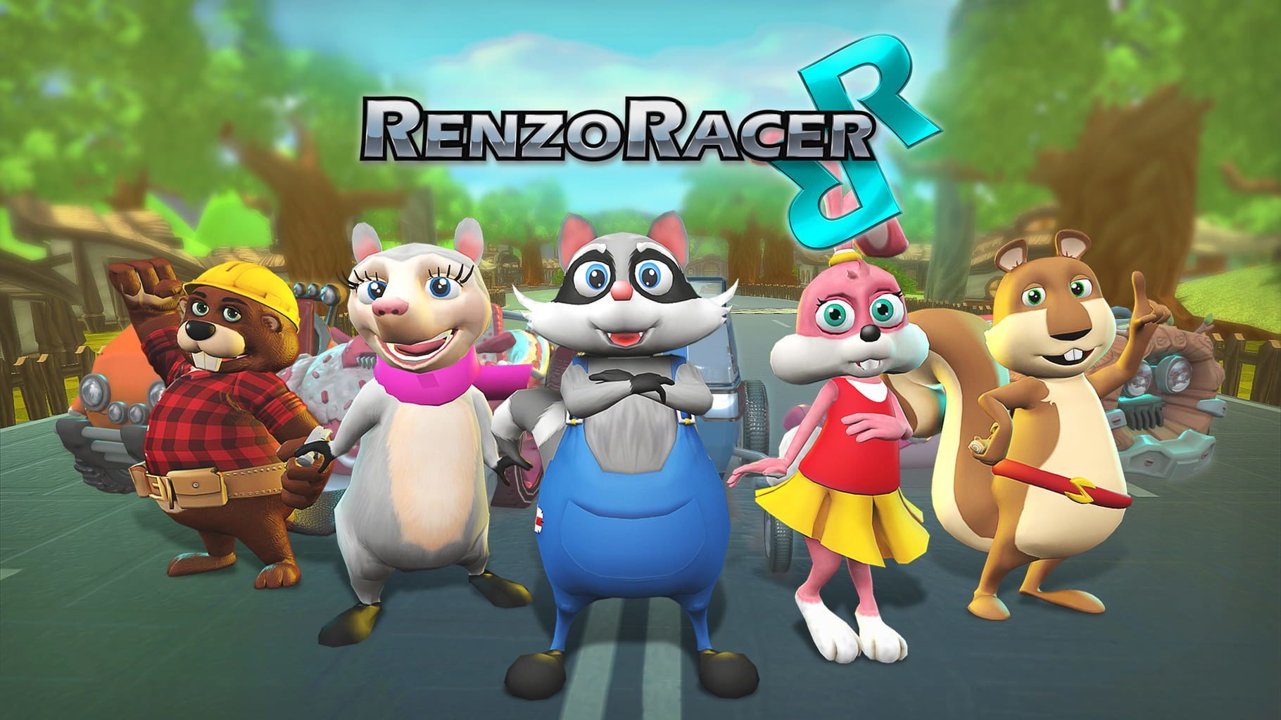 Renzo Racer Steam Key GLOBAL