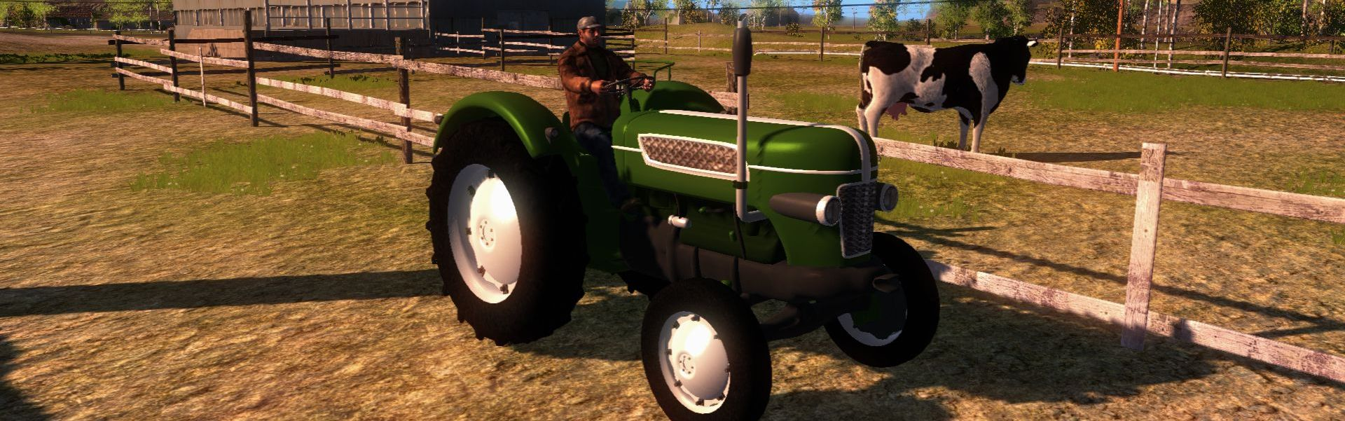 Professional Farmer 2014 - Good Ol' Times (DLC) Steam Key GLOBAL