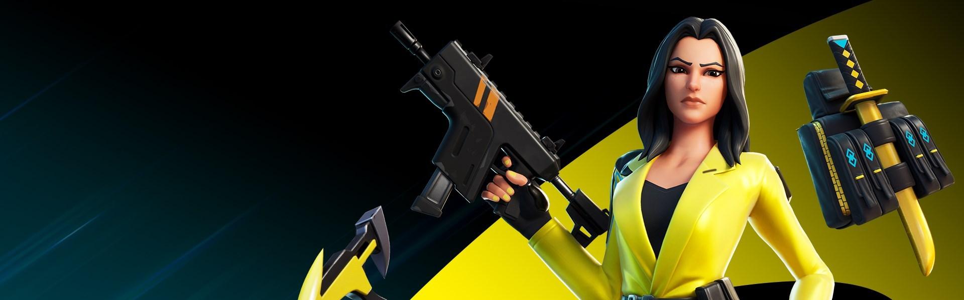 Fortnite - The Yellowjacket Pack + 600 V-Bucks (Xbox One) Xbox Live Key EUROPE