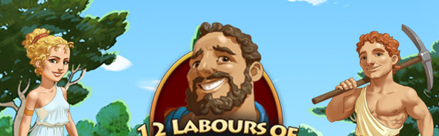 12 Labours of Hercules Steam Key GLOBAL