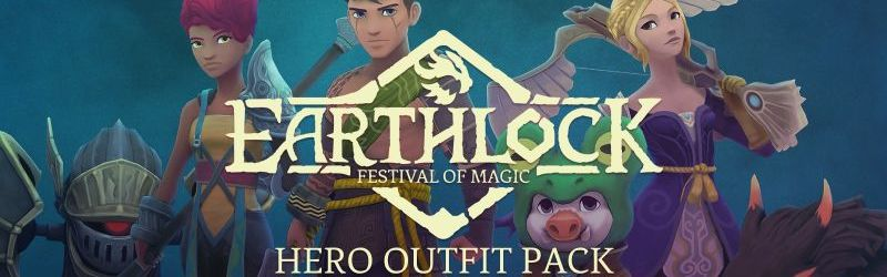 EARTHLOCK: Festival of Magic - Hero Outfit Pack (DLC) Steam Key GLOBAL