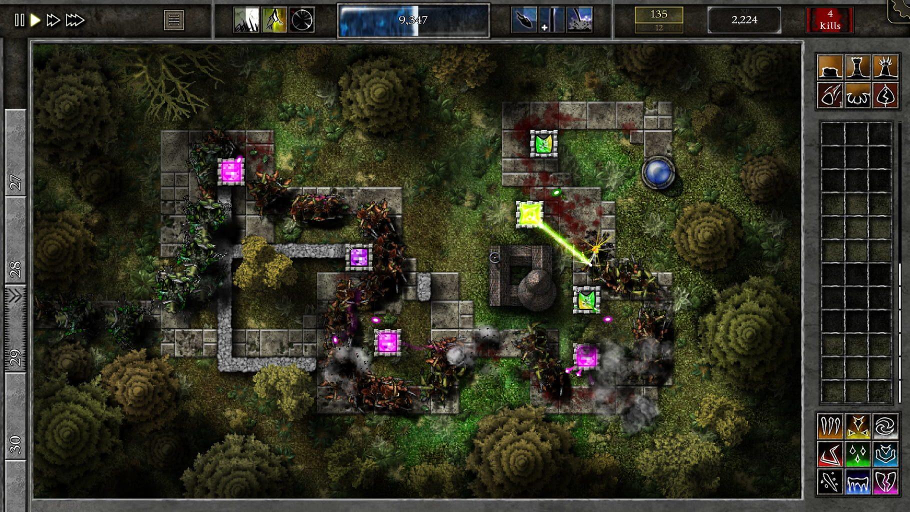 GemCraft - Chasing Shadows Steam Key GLOBAL