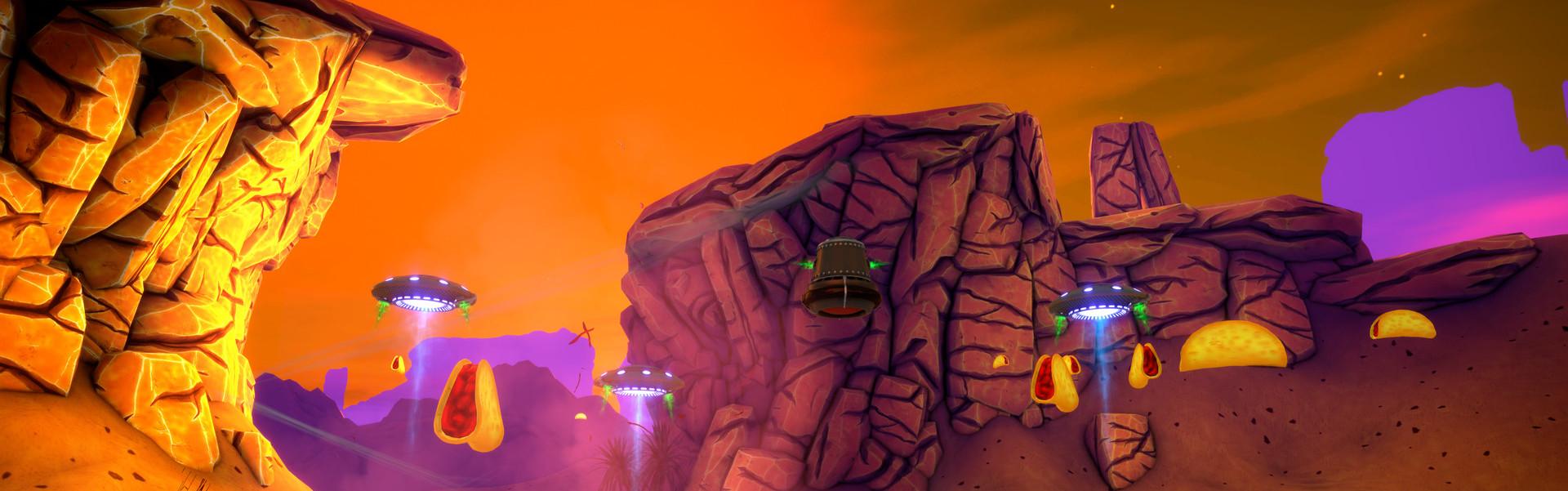 El Taco Diablo Steam Key GLOBAL