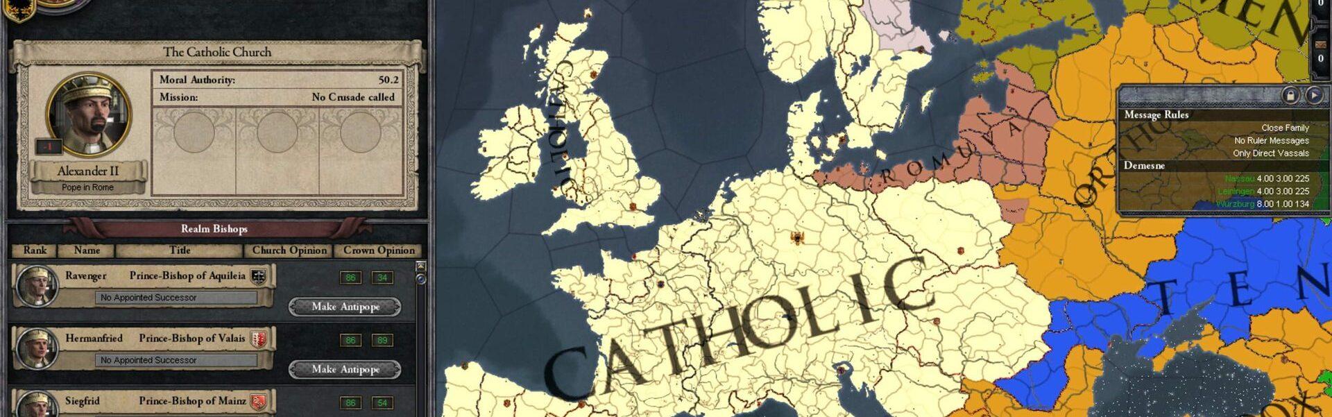 Crusader Kings II - (DLC) Collection 2014 Steam Key GLOBAL