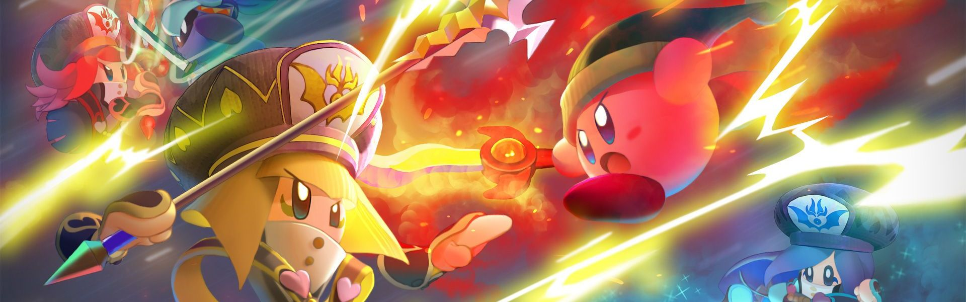 Kirby Star Allies (Nintendo Switch) eShop Key EUROPE