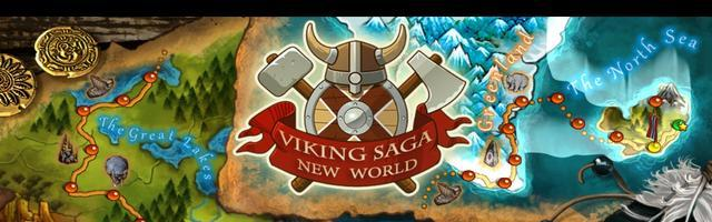 Viking Saga: New World Steam Key GLOBAL