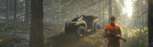 theHunter: Call of the Wild – ATV SABER 4X4 (DLC) Steam Key GLOBAL