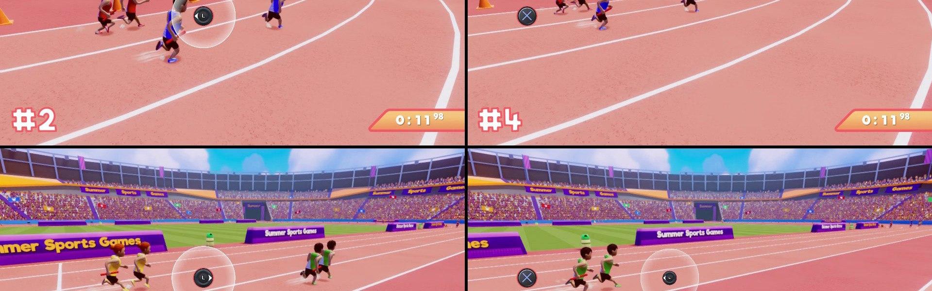 Summer Sports Games Steam Key GLOBAL