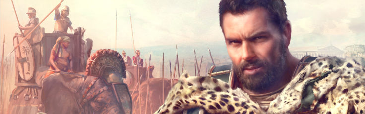 Total War: Rome II (Enemy At the Gates Edition) Steam Key GLOBAL