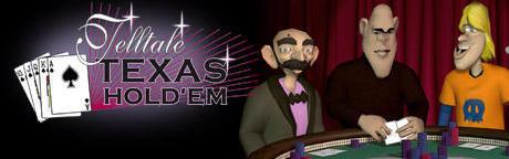 Telltale Texas Hold 'Em Steam Key GLOBAL