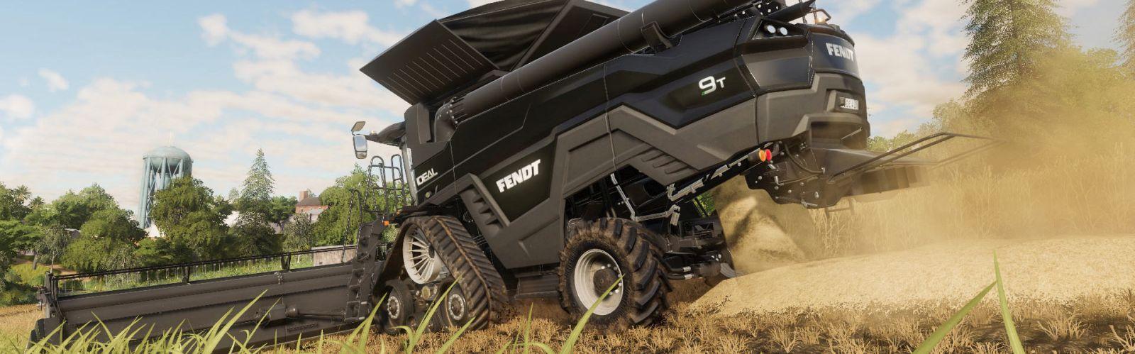 Farming Simulator 19 (Xbox One) Xbox Live Key UNITED STATES