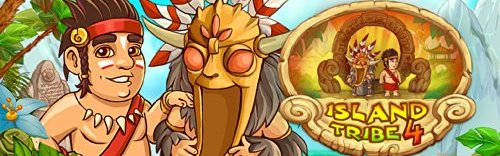 Island Tribe 4 Steam Key GLOBAL