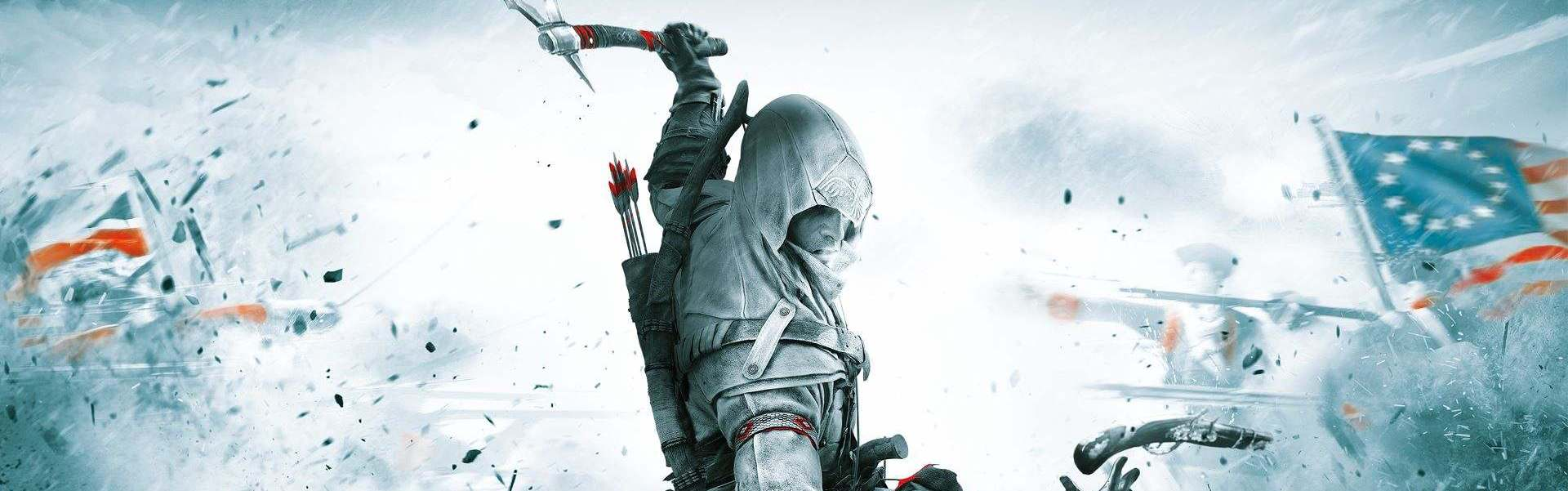 Assassin's Creed III Uplay Key EUROPE