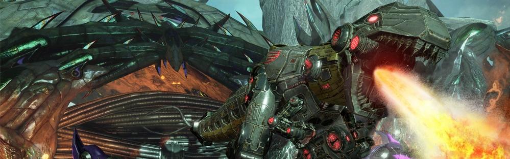 Transformers: Fall of Cybertron Steam Key GLOBAL
