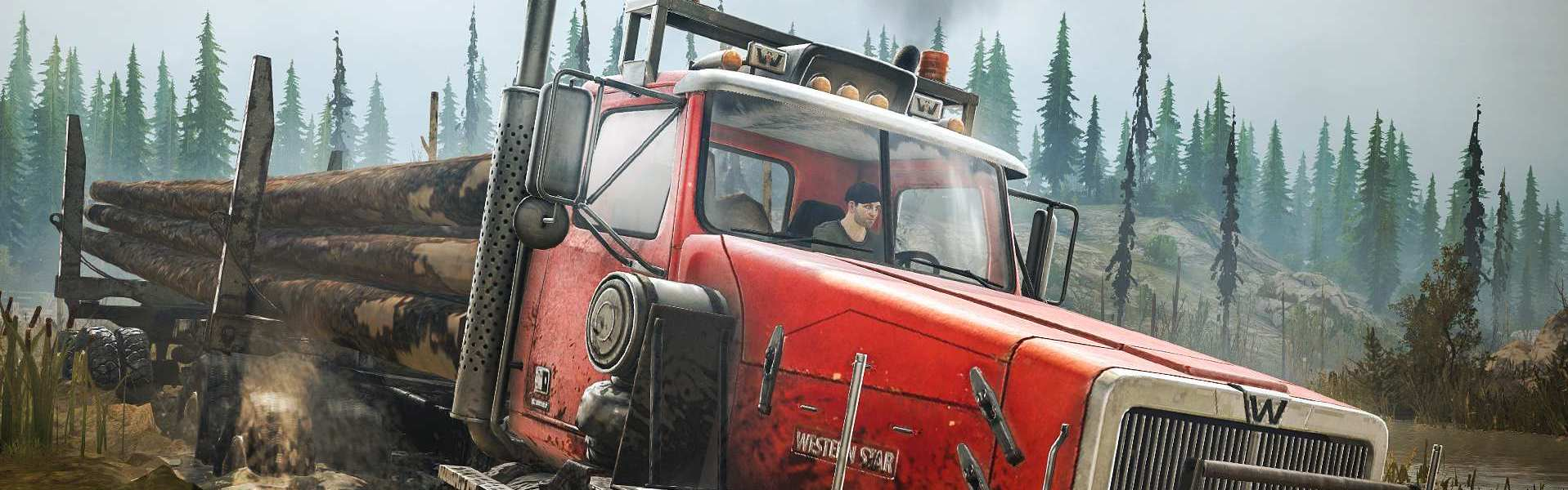 MudRunner American Wilds Edition Steam Key GLOBAL
